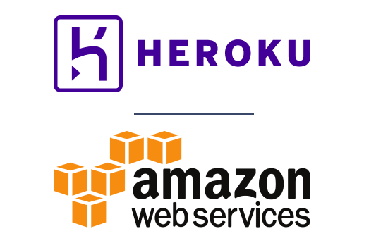 Difference between AWS and Heroku: